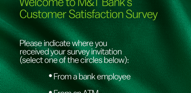 MT Bank Customer Survey