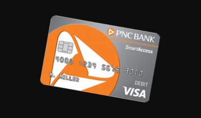 PNC SmartAccess Card Logo