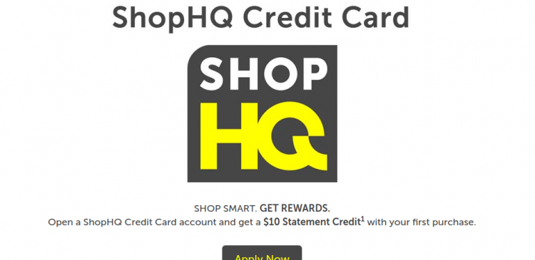 SHOPHQ Credit Card Logo