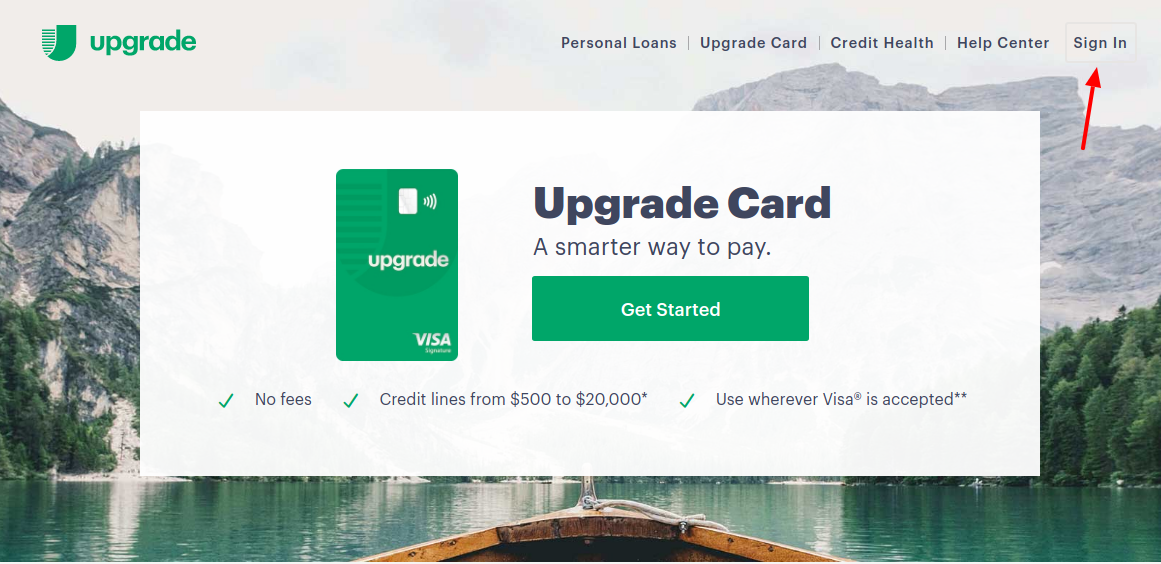 Upgrade Personal Loans Sign In