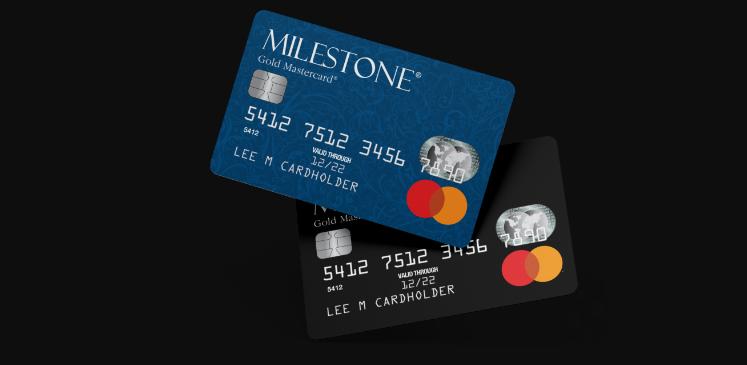 milestone goldcard logo