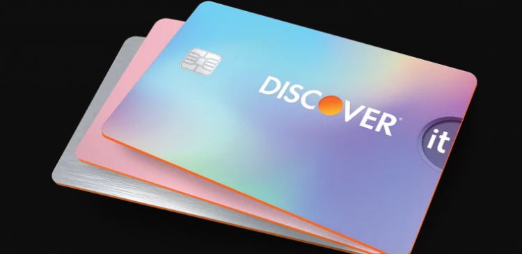 Discover Chrome-Student-Credit-Card Logo